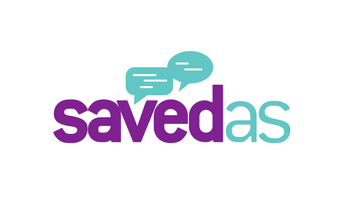 Saved As LLC logo